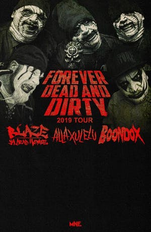 Forever Dead and Dirty Tour