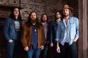 The Vegabonds with special guest Magnolia Bayou