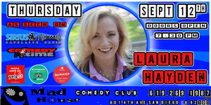 Mad House Comedy Club – Downtown San DIego | Live Stand Up
