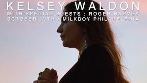 Kelsey Waldon w/ Roger Harvey