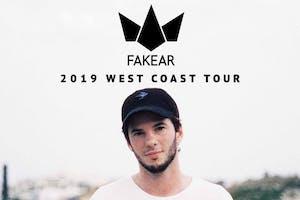 FAKEAR plus HOUNDTRACK and DJ Aaron Axelsen