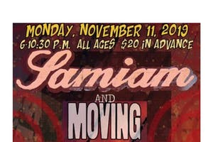 Samiam,  Moving Targets, F.U.'s,  Punk Band, Far Above The Ground