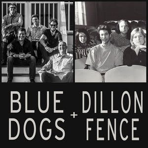 BLUE DOGS + DILLON FENCE
