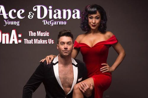 Diana DeGarmo & Ace Young