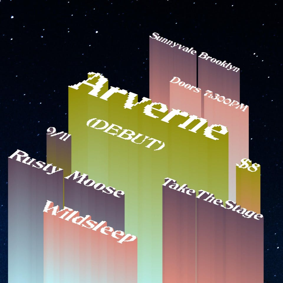 Wildsleep, RustyMoose, Arvene, Take the Stage