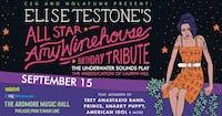Elise Testone's All-Star Amy Winehouse Birthday Tribute