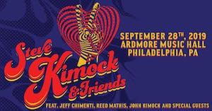 Steve Kimock & Friends ft. Jeff Chimenti (Dead & Company), Reed Mathis (Billy & the Kids), John Morgan Kimock (Oteil & Friends)