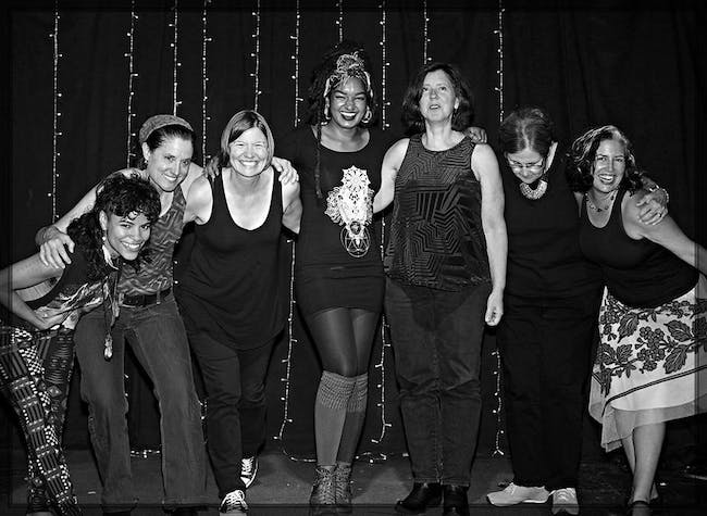 The 11th Annual Queer Girls Literary Reading!