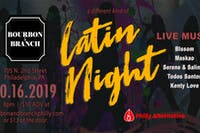 a different kind of Latin Night
