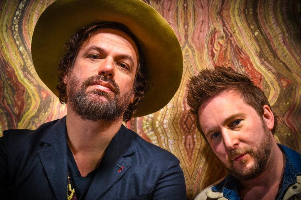 Michael Glabicki of Rusted Root w/ Dirk Miller