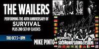 The Wailers w/ Mike Pinto
