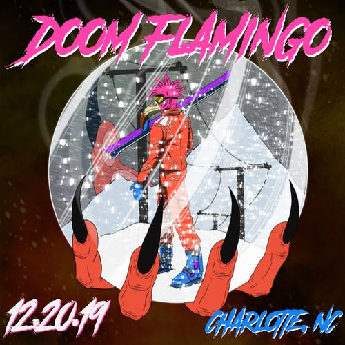 DOOM FLAMINGO with Schema
