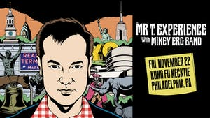 The Mr. T Experience with Mikey Erg Band