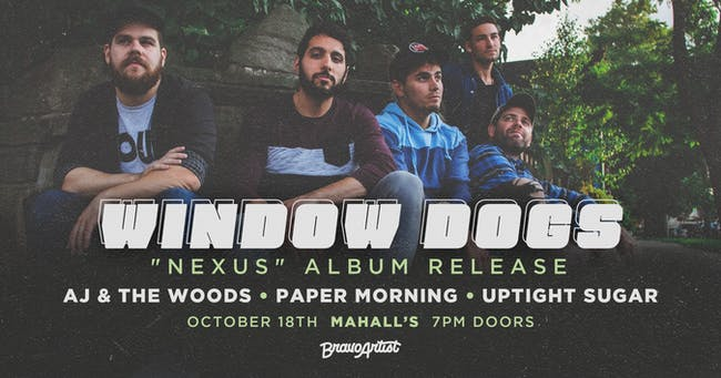 "Window Dogs ""Nexus"" Album Release"