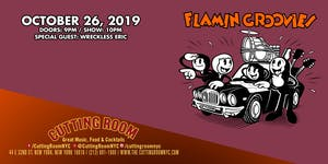 Flamin' Groovies With Special Guest Wreckless Eric