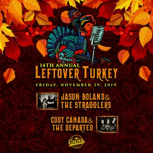14th Annual Leftover Turkey