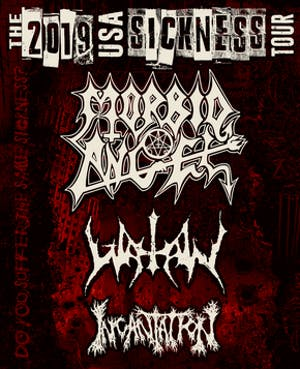 Morbid Angel + Watain