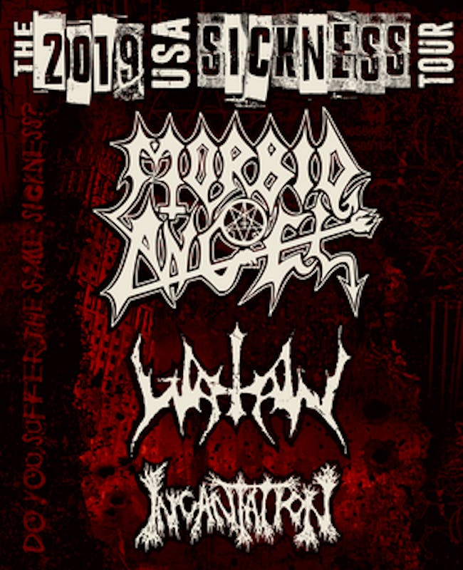 Morbid Angel + Watain