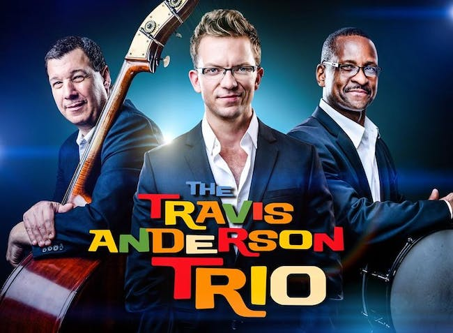 Travis Anderson Trio - The Music of Oscar Peterson