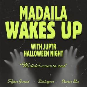 Madaila Wakes Up