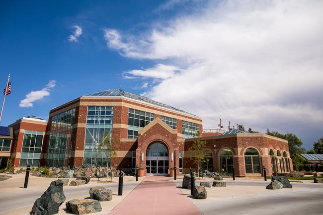 Landscaping and Grand Conservatory Dedication