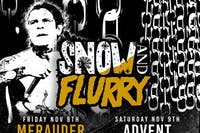 Snow and Flurry 5