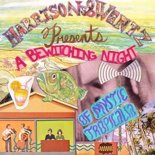 A Bewitching Night of Mystic Tropicalia