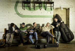 Acoustic Syndicate's Annual Thanksgiving Homecoming