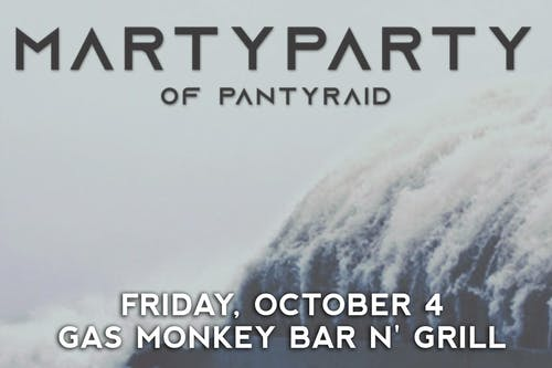 MartyParty (of PantyRaid)