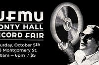Monty Hall Record Fair