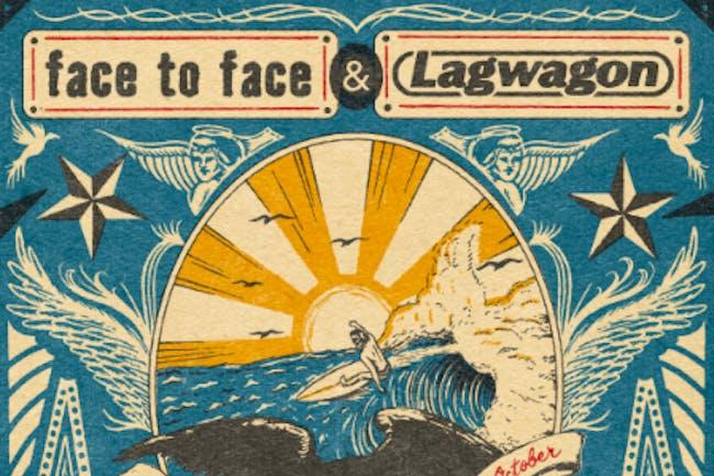 Face To Face + Lagwagon