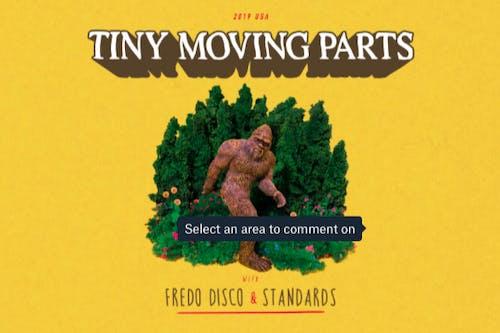 Tiny Moving Parts