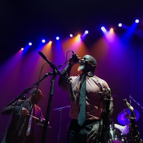 KARL DENSON'S TINY UNIVERSE - THICK AS THIEVES FALL TOUR