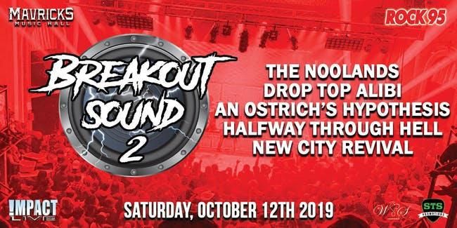 BREAKOUT SOUND 2 Thanksgiving Concert Party!