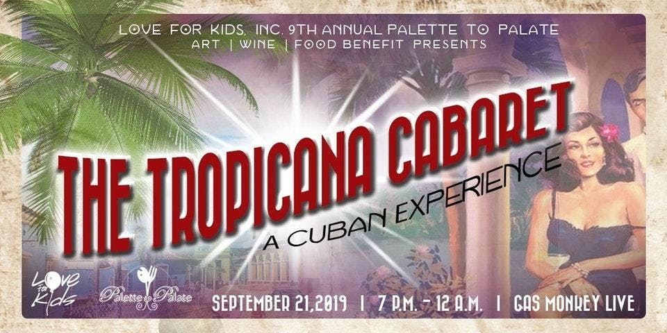 Love For Kids, Inc. 9th Annual Palette to Palate