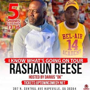 Rashaun Reese