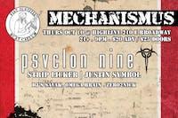 Psyclon 9, Strip Licker, Justin Symbol