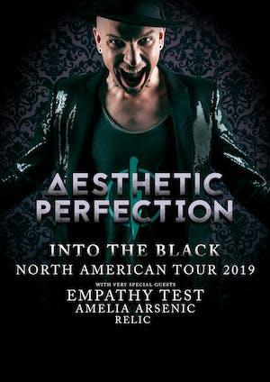 Aesthetic Perfection, Empathy Test, Lazerpunk