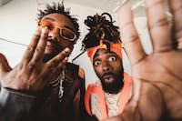 The Monster Energy Outbreak Tour Presents: EarthGang -Welcome to Mirrorland