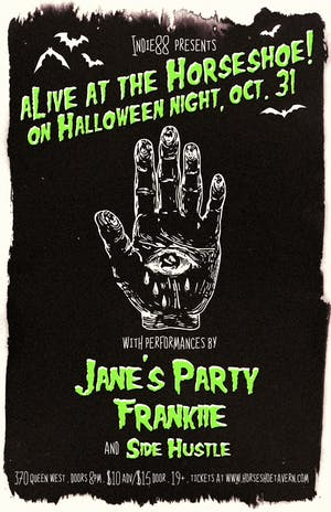 Jane's Party