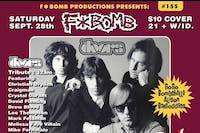 F*BOMB #155: THE DOORS W. PAUL BERTOLINO'S POSEUR