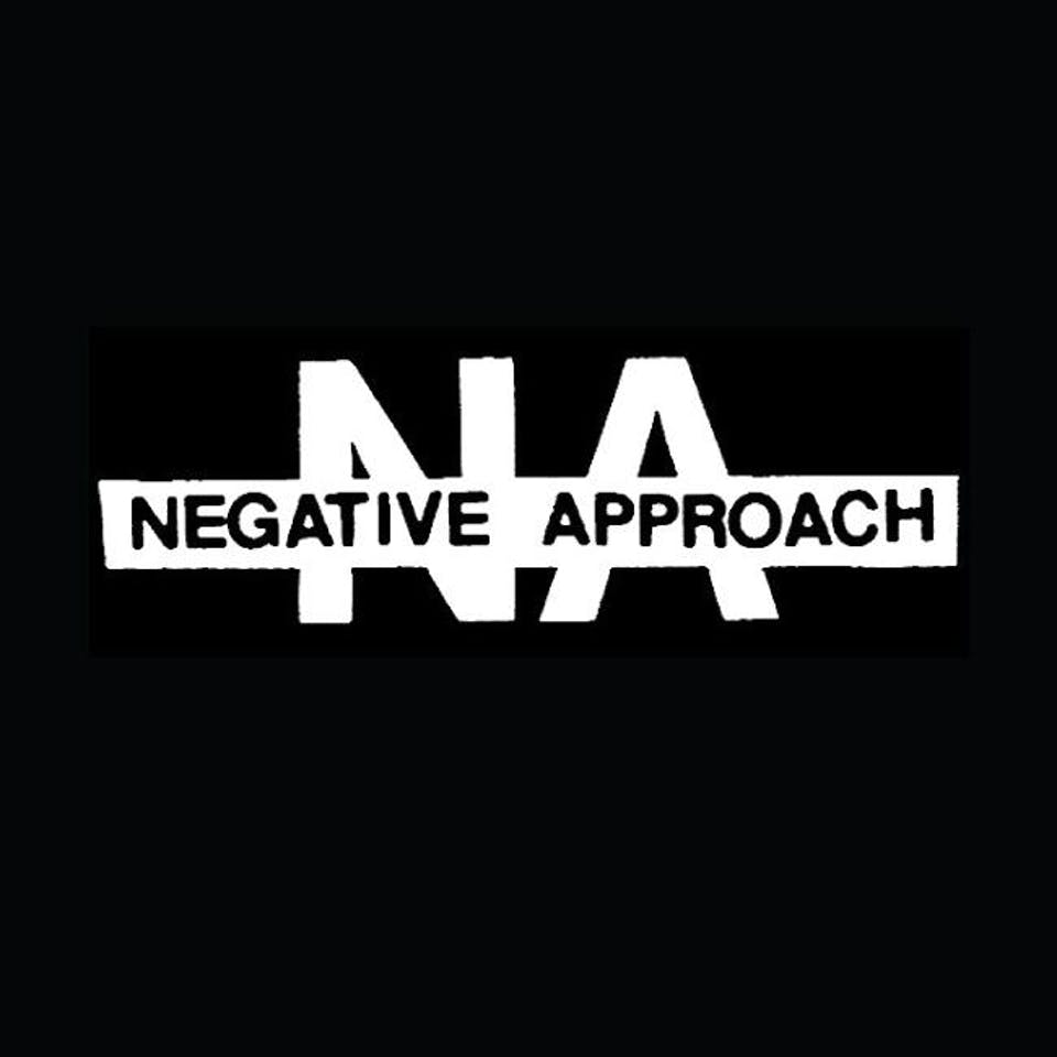Negative Approach @ Mohawk (Indoor)