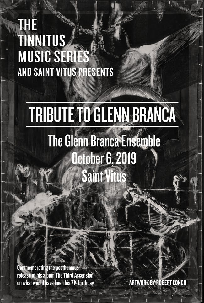 Tribute to Glenn Branca Featuring the Glenn Branca Ensemble