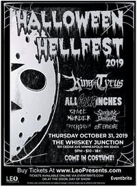 Halloween Hellfest 2019