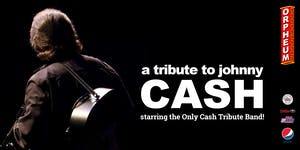A Tribute to Johnny Cash starring The Only Cash Tribute Band