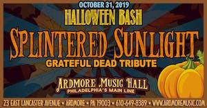 Halloween Bash! Splintered Sunlight (Grateful Dead tribute)