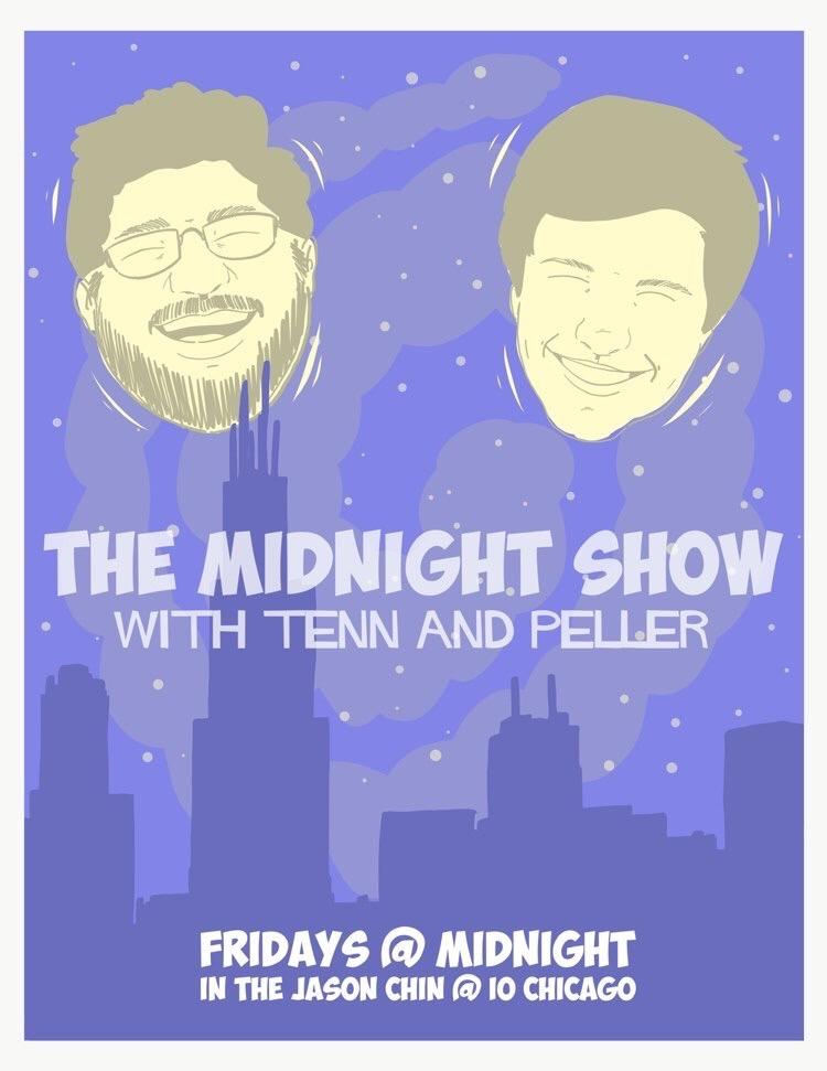 The Midnight Show with Tenn and Peller