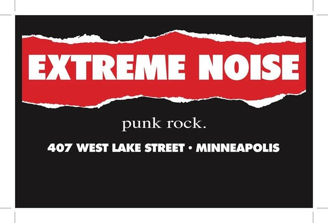 Extreme Noise 25th Anniversary Celebration