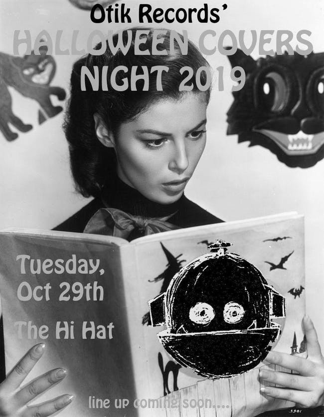 Annual Halloween Covers Costume Party