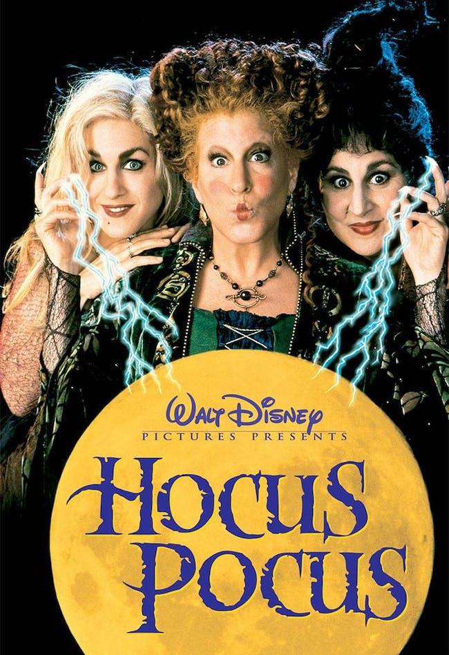 Hocus Pocus Film Screening - JUST ADDED 24 SEATS!